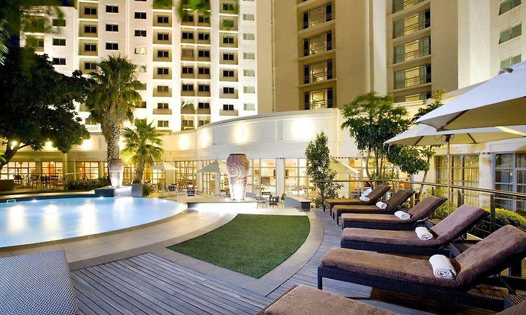 ケープタウン ホテル